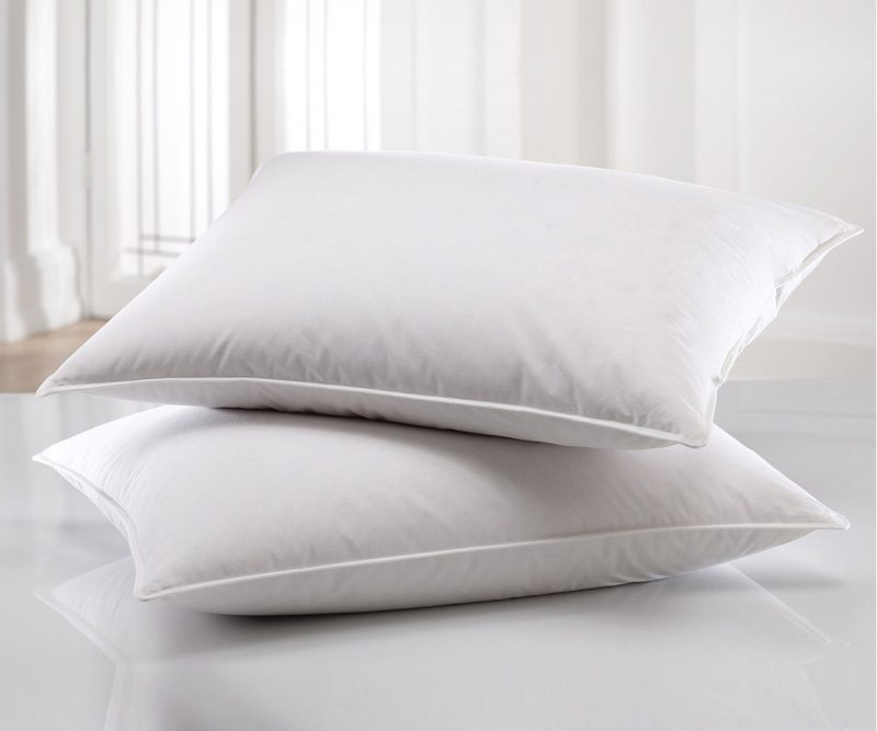 Synthetic Feather Down Pillow